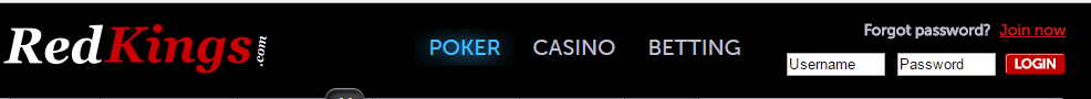 RedKings Poker Registartion