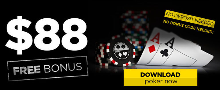 How To Get 88 For Free At 888poker
