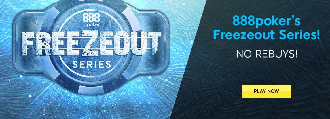 888Poker Freezeout Series
