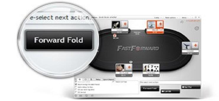 Fast poker strategy