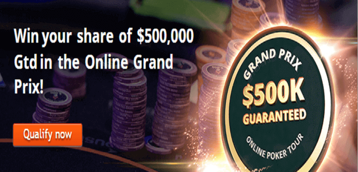 Online Grand Prix