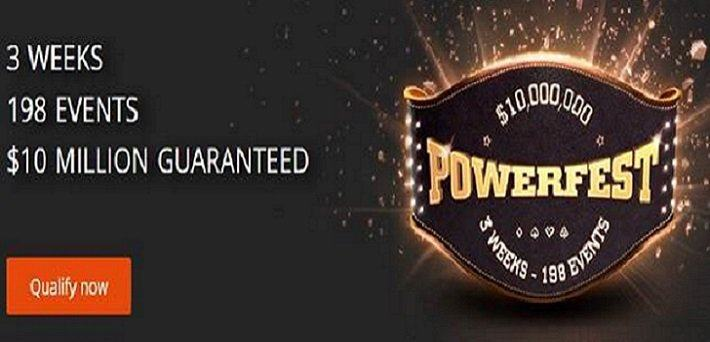 Competition of the Week Partypoker Powerfest