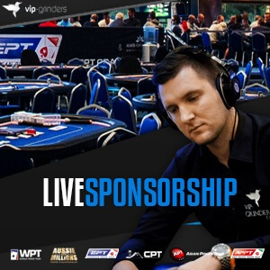 Live Sponsorship