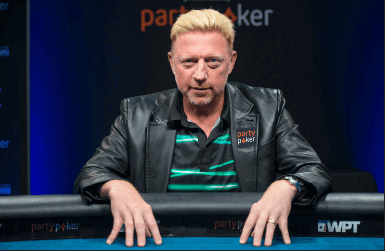 Boris Becker Partypoker