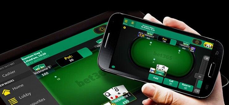 Betonline poker android app
