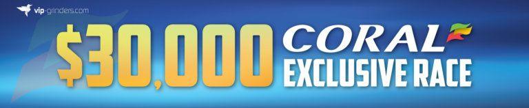 30 000 coral race