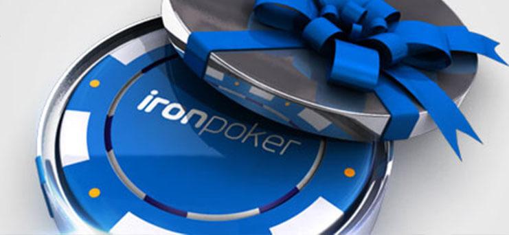 Iron poker mobile