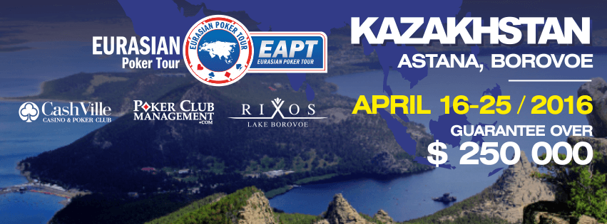 EAPT Kazakhstan Live Sponsorship Review