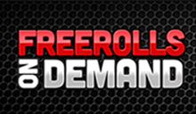 americas cardroom freerolls on demand