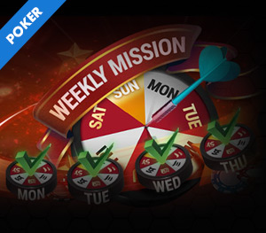 betkings weekly missions