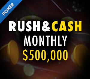 betkings monthly $500,000 rush & cash