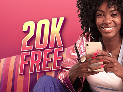 20k-free