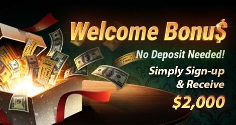 bestpoker welcome bonus