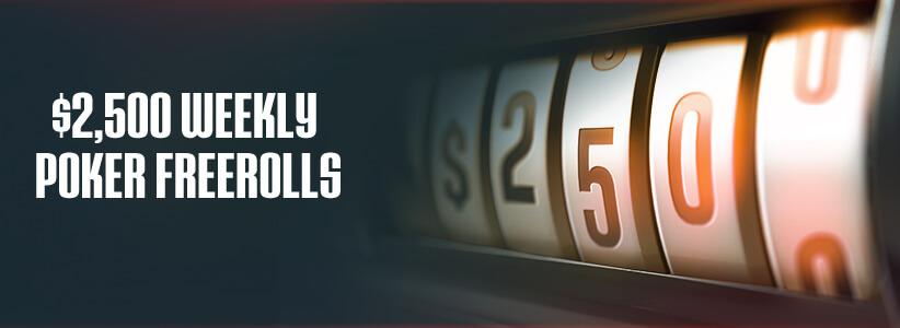 Ignition Poker freeroll