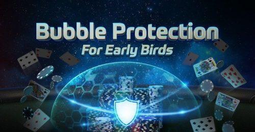 bestpoker bubble protection