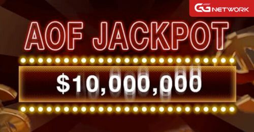 bestpoker AOF Jackpot