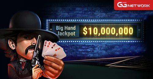 bestpoker big hand jackpot