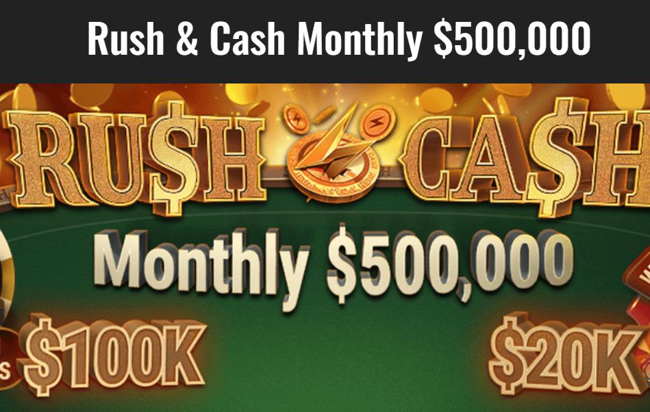 pokerok rush & cash