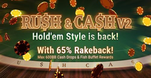 bestpoker $500,000 rush & cash