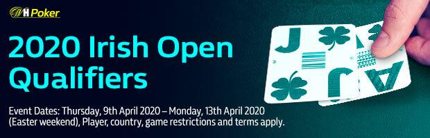 2020 Irish Open Qualifiers