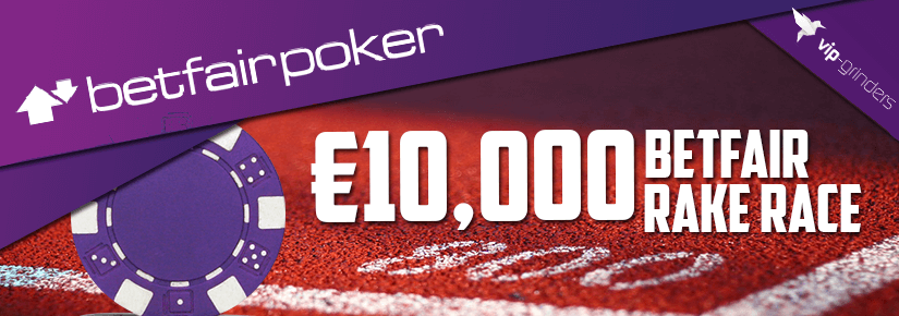 €10,000 Betfair Rake Race September