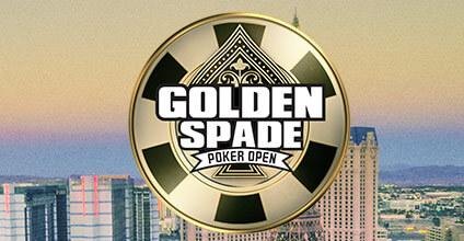 bovada Golden Spade Open