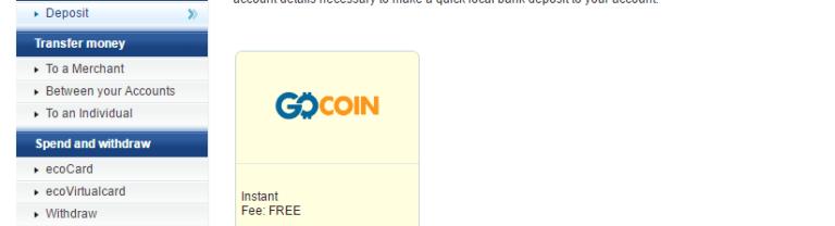 ecoPayz-Bitcoin