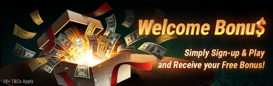 pokerok welcome bonus