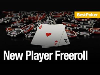 new-player-freeroll-Bestpoker