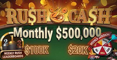 ggpoker rush & cash