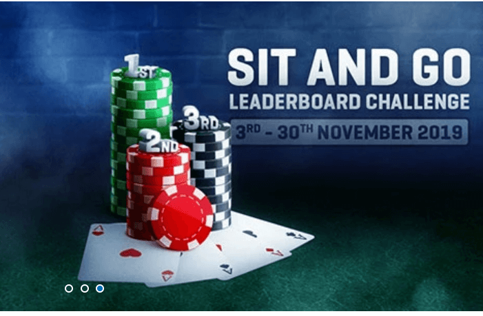 nordicbet sit and go leaderboards