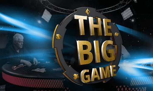 partypoker.se the big game