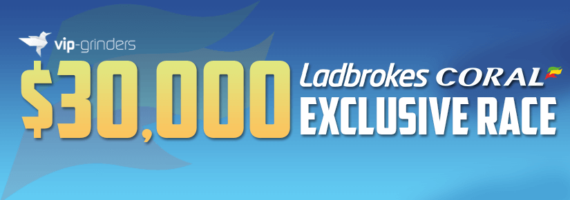 $30,000 Exclusive Coral & Ladbrokes Race January