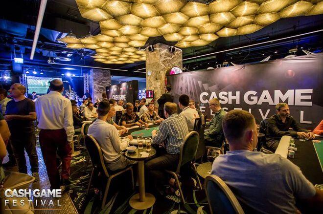 Cash Game Festival Bulgaria