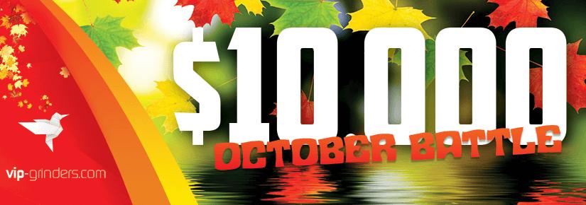 10k OCTOBER Battle