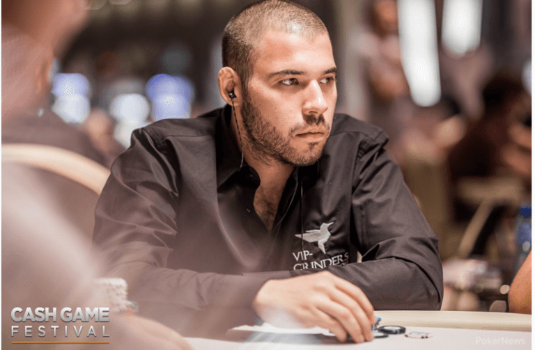 Stanislav Stefanov Cash Game Festival
