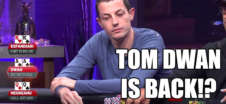 Tom Dwan Poker After Dark 2