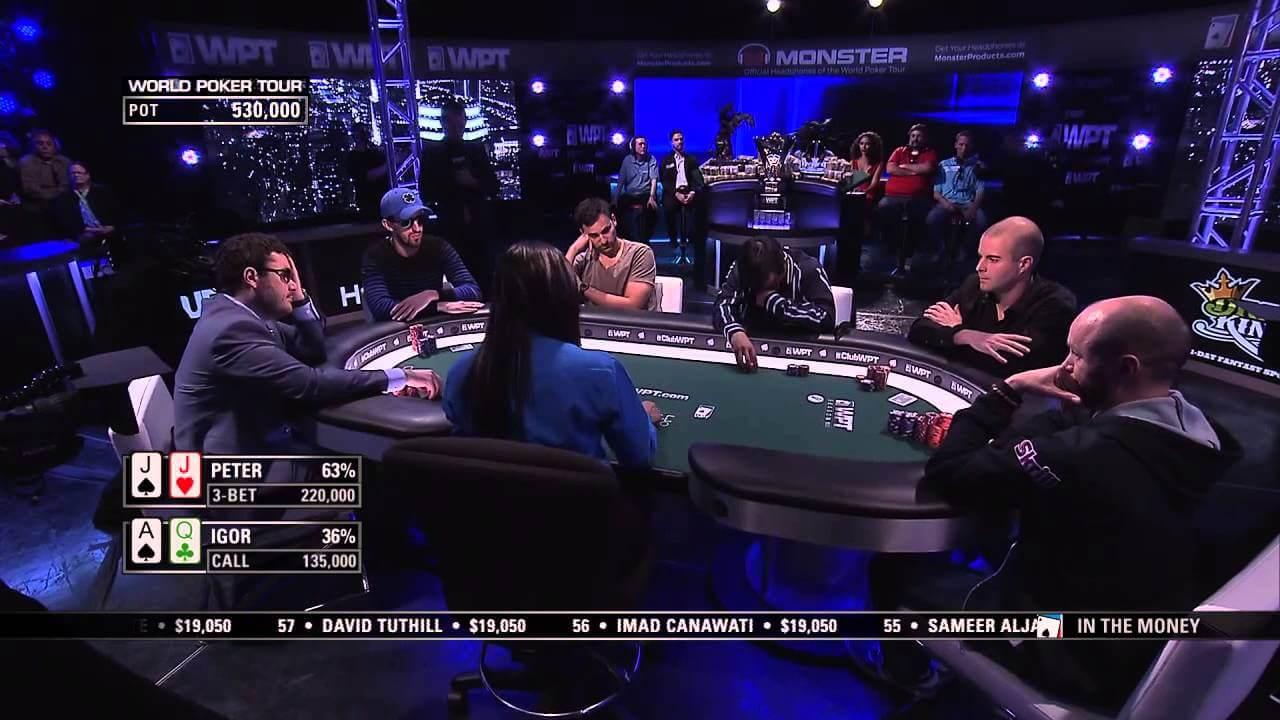 Watch world poker tour online free divonne france casino