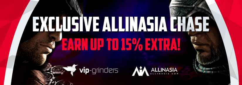 Exclusive AllinAsia Chase