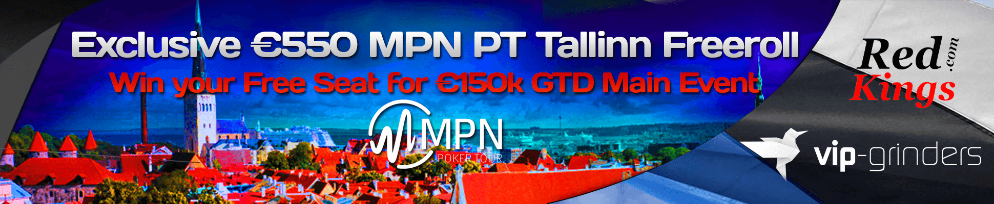 tallin redkings freeroll