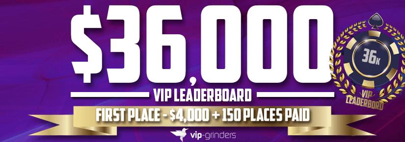 36k VIP Leaderboard 825