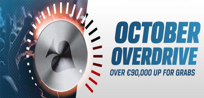 October Overdrive Coral Poker