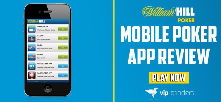 William hill poker app ipad