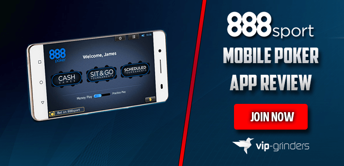 888poker Mobile Poker App Review Reviewed By Vip Grinders Com