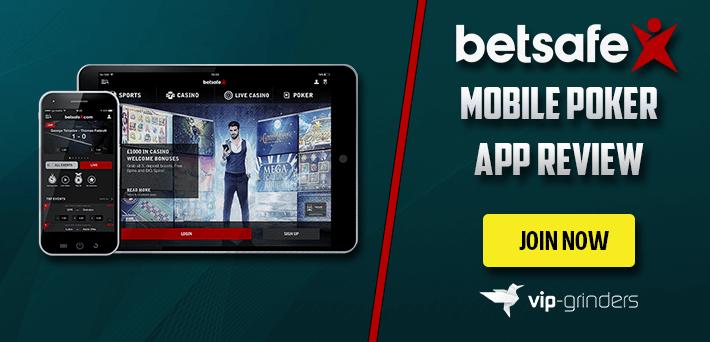 Betsafe App
