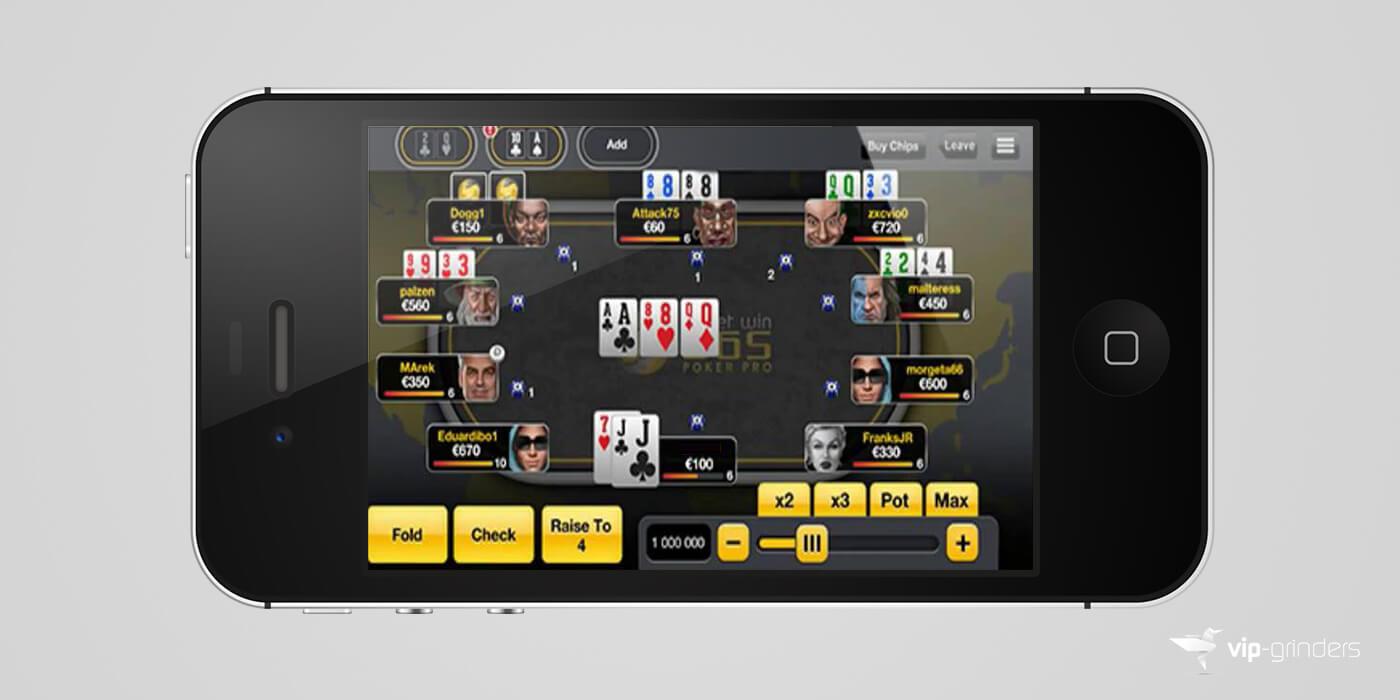 rebuy poker