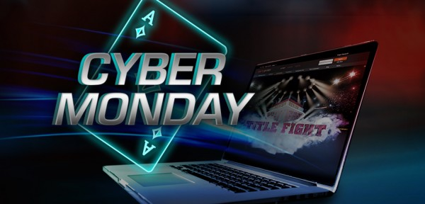cyber monday partypoker