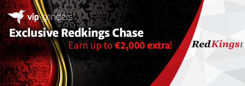 Exclusive RedKings Chase