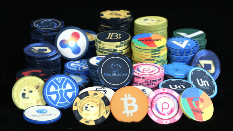 Cryptocurrency Poker Sites