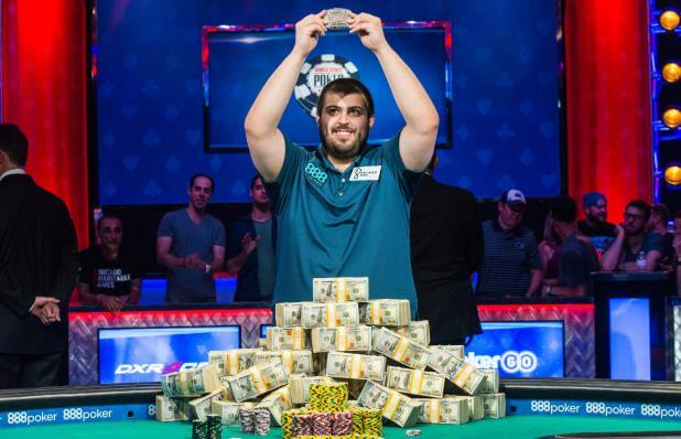 Watch world series of poker 2018 main event
